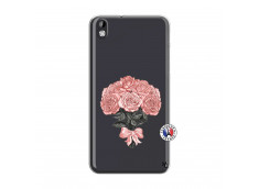 Coque HTC Desire 816 Bouquet de Roses