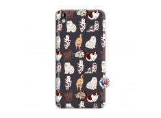 Coque HTC Desire 816 Cat Pattern
