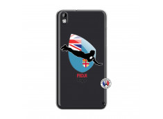 Coque HTC Desire 816 Coupe du Monde Rugby Fidji