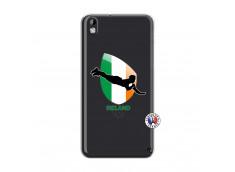 Coque HTC Desire 816 Coupe du Monde Rugby-Ireland