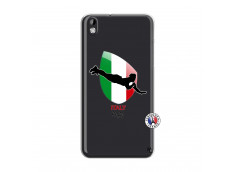 Coque HTC Desire 816 Coupe du Monde Rugby-Italy