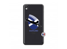 Coque HTC Desire 816 Coupe du Monde Rugby-Scotland