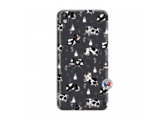 Coque HTC Desire 816 Cow Pattern