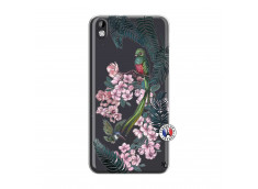 Coque HTC Desire 816 Flower Birds