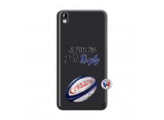 Coque HTC Desire 816 Je Peux Pas J Ai Rugby