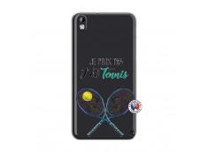 Coque HTC Desire 816 Je Peux Pas J Ai Tennis