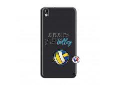 Coque HTC Desire 816 Je Peux Pas J Ai Volley