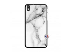 Coque HTC Desire 816 White Marble Translu