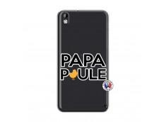Coque HTC Desire 816 Papa Poule