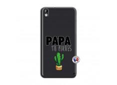 Coque HTC Desire 816 Papa Tu Piques