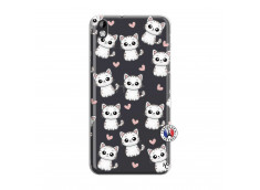 Coque HTC Desire 816 Petits Chats
