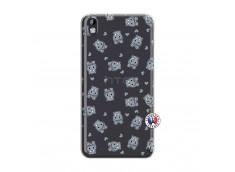 Coque HTC Desire 816 Petits Hippos