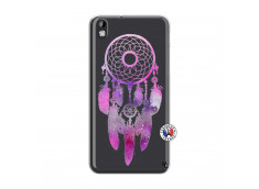 Coque HTC Desire 816 Purple Dreamcatcher