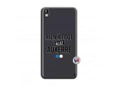 Coque HTC Desire 816 Rien A Foot Allez Auxerre