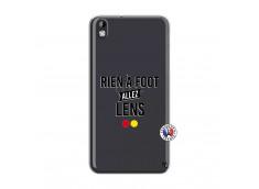 Coque HTC Desire 816 Rien A Foot Allez Lens