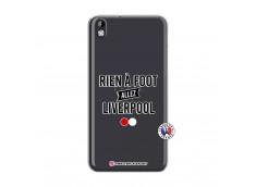Coque HTC Desire 816 Rien A Foot Allez Liverpool