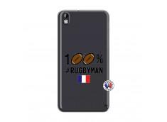 Coque HTC Desire 816 100% Rugbyman