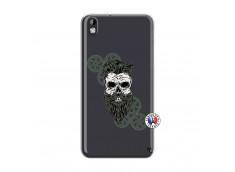 Coque HTC Desire 816 Skull Hipster