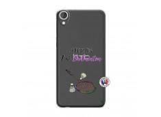 Coque HTC Desire 820 Je Peux Pas J Ai Badminton