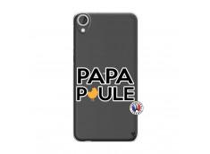 Coque HTC Desire 820 Papa Poule