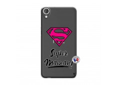 Coque HTC Desire 820 Super Maman