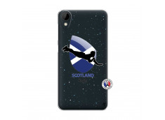 Coque HTC Desire 825 Coupe du Monde Rugby-Scotland