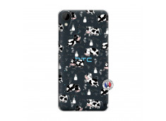Coque HTC Desire 825 Cow Pattern
