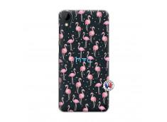 Coque HTC Desire 825 Flamingo