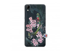 Coque HTC Desire 825 Flower Birds