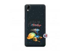 Coque HTC Desire 825 Je Peux Pas J Ai Bricolage