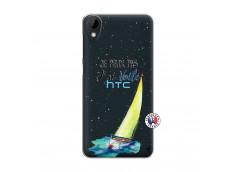 Coque HTC Desire 825 Je Peux Pas J Ai Voile
