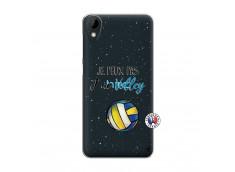 Coque HTC Desire 825 Je Peux Pas J Ai Volley