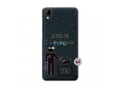 Coque HTC Desire 825 Je Peux Pas Je Suis Veterinaire