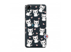 Coque HTC Desire 825 Petits Chats