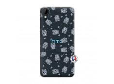 Coque HTC Desire 825 Petits Hippos
