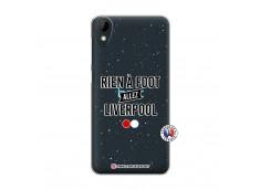 Coque HTC Desire 825 Rien A Foot Allez Liverpool