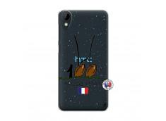 Coque HTC Desire 825 100 % Rugbyman Entre les Poteaux