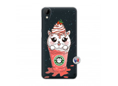 Coque HTC Desire 825 Catpucino Ice Cream
