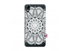 Coque HTC Desire 825 White Mandala