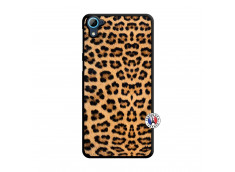 Coque HTC Desire 826 Leopard Style Translu