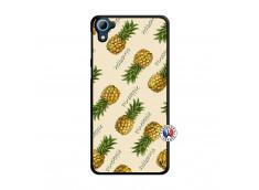 Coque HTC Desire 826 Sorbet Ananas Translu