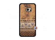 Coque HTC ONE M10 Aztec Deco Translu