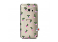 Coque HTC ONE M10 Cactus Pattern