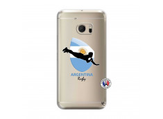 Coque HTC ONE M10 Coupe du Monde Rugby-Argentina