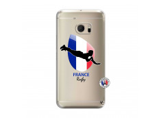 Coque HTC ONE M10 Coupe du Monde de Rugby-France