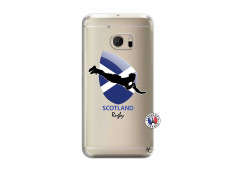 Coque HTC ONE M10 Coupe du Monde Rugby-Scotland