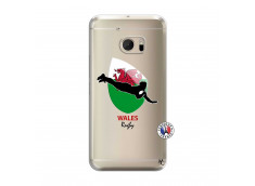 Coque HTC ONE M10 Coupe du Monde Rugby-Walles