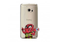 Coque HTC ONE M10 Dead Gilet Jaune Impact