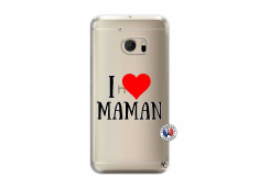 Coque HTC ONE M10 I Love Maman