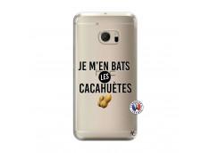 Coque HTC ONE M10 Je M En Bas Les Cacahuetes